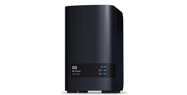 Banière WD My Cloud EX2 Ultra