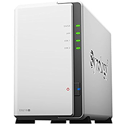 achat synology ds218j