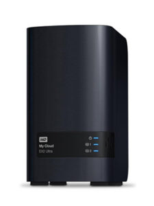 WD My Cloud EX2 Ultra Comparatif NAS