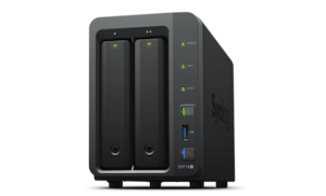 Synology DS718+ facade