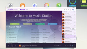 qnap_ts-231p2_music_station