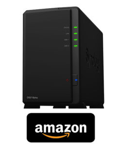 Synology DS218play Plex NAS