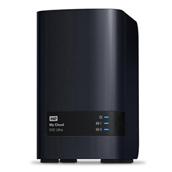 Achat WD My Cloud EX2 Ultra
