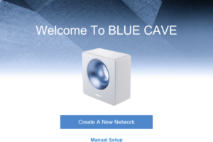 Installation Asus Blue Cave